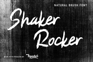 Shaker Rocker