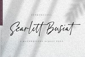 Scarlett Busiat
