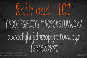 Railroad 101