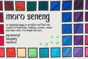 Moro Seneng