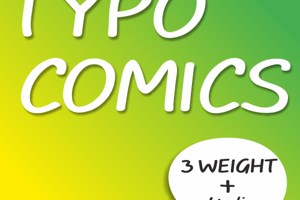TYPO COMICS DEMO