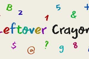 DK Leftover Crayon