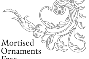 Mortised Ornaments Free