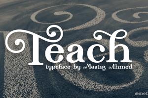 Teach Demo