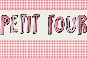 DK Petit Four