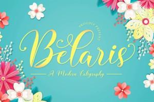 Belaris - Modern Calligraphy