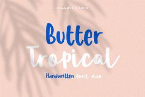 Butter Tropical
