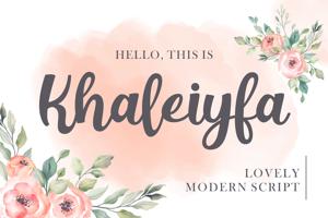 Khaleiyfa