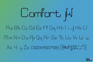 Comfort jkl