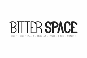 Bitter Space