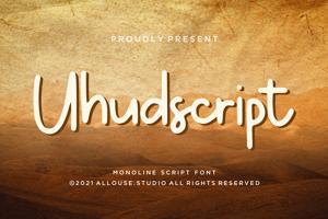 Uhudscript