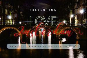 Love Amsterdam Script