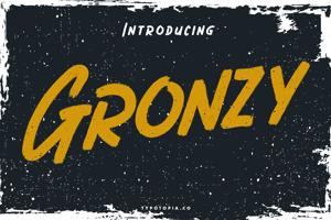 Gronzy