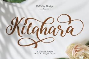 Kitahara Script