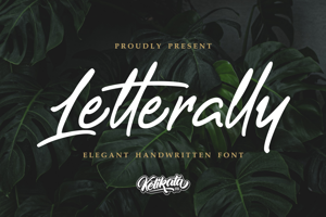 Letterally Handwritten