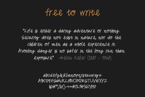 freetowrite