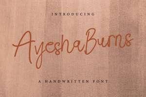 Ayesha Burns
