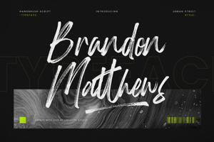 Brandon Matthews