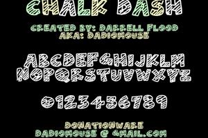 Chalk Dash