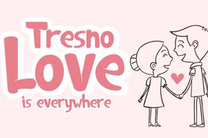 Tresno is love