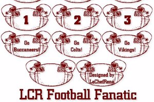 LCR Football Fanatic