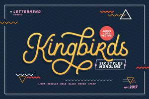 Kingbirds Regular DEMO