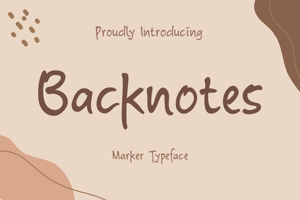Backnotes