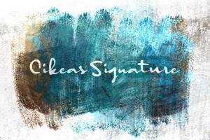 c Cikeas Signature