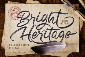 Bright Heritage Textured