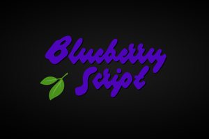 Blueberry Script
