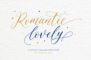 Romantic Lovely