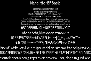 Mercutio NBP Basic