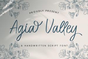 Agia Valley