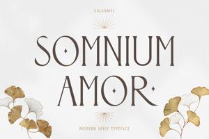 Somnium Amor