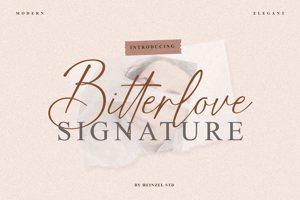 Bitterlove Signature
