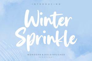 Winter Sprinkle