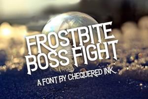 Frostbite Boss Fight