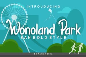 Wonoland Park