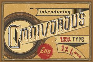 Omnivorous Regular 02