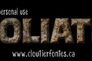 CF Goliath Demo