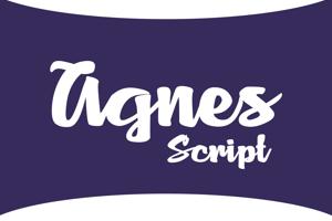 Agnes Script