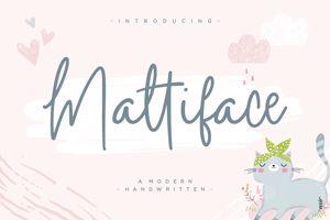 mattiface