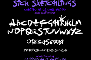 Sick Sketchlings