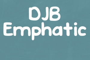 DJB EMPHATIC