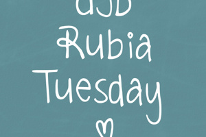 DJB Rubia Tuesday