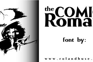 Comic Roman