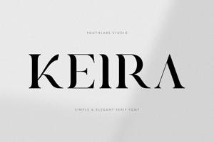 Keira Serif