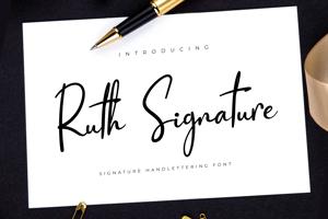 Ruth Signature