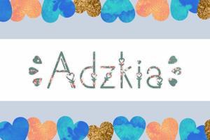 Adzkia