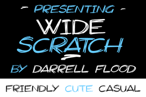 Widescratch